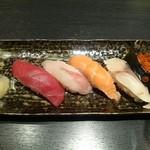三海の華 - 三海コース(5000円)5.食事
