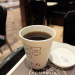 マクドナルド 徳山店 - プレミアムローストコーヒー ホット Mサイズ