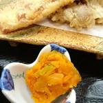 60989589 - 小鉢のかぼちゃ煮
