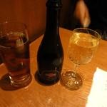 蔡菜食堂 - スパークリングワイン