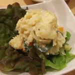 くし蔵  - ポテトサラダ