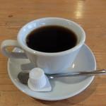 瀬戸内ジャムズガーデン - ホットコーヒー