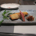 Kappoせな - 天然鯛 西京焼