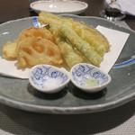 Kappoせな - 料理写真:お好み天ぷら