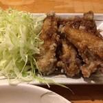 大衆酒場ホームラン食堂 - 手羽揚げ 199円