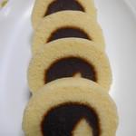 ハタダお菓子館 - のの字型