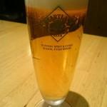 くすのき亭 - 生ビールセット