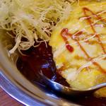 金沢カレーフォーシーズンインデアン - 料理写真:金沢カレーのアップ。
