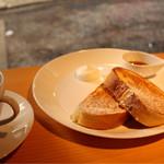 icho cafe - 料理写真: