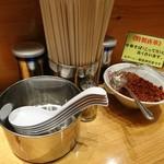 田中そば店 - 2016年12月