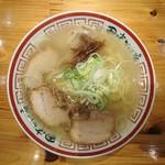 田中そば店 - 2016年12月 中華そば 750円