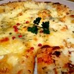 61000099 - ブルーチーズの入ったPIZZA