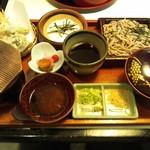 にしき - そば定食