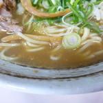Gansodaiichiasahi - 麺とスープ