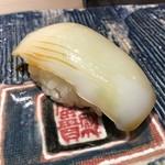 第三春美鮨 - 墨烏賊 120g 浜〆空輸 底曳き網網漁 鹿児島県出水東町