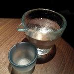 東京バル - 純米吟醸アカバネ600円