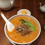 鴻星海鮮酒家 - タンタン麺のタンは担であって坦ではなく旧字では擔である #冷徹な事実