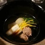 楽膳柿沼 - 椀物