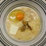 堂の浦 - 料理写真:雲丹らーめん 800円
