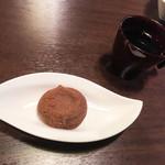 髭戎 - お菓子とコーヒー