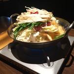 北新地 鳥屋 - toriya:鶏鍋