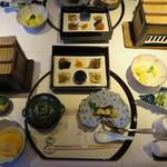 華鳳 - 朝食