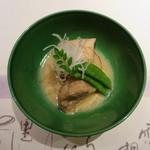 華鳳 - 佐渡産寒鰤酒粕煮