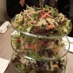 61014248 - 海鮮サラダ3種盛り