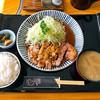 農場レストラン - 料理写真:トロガーリックステーキセット(250g)
