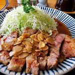 農場レストラン - トロガーリックステーキ(250g)