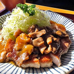 農場レストラン - トロきのこステーキ(250g)