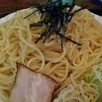もちもちの木 - つけ麺中サイズ 2017.1