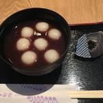 61018089 - 白玉しるこ(740円)