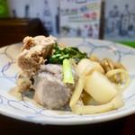 喜多八  - [2016/12]おまかせ(4000円)・煮付け