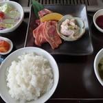 焼肉・韓国料理 ソウル家 - 選べるランチ①