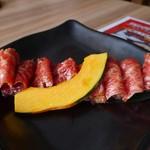焼肉・韓国料理 ソウル家 - 追加カルビ。