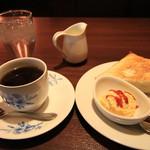 茶・珈琲 方丈 - 料理写真:モーニングセット