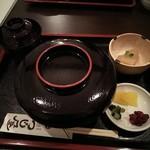 つじ屋中恵土 - 料理写真: