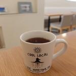 ハワイアンリゾートカフェ レオラ - 紅茶