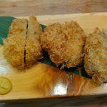 とんかつ紅の豚 - 料理写真:ヒレカツ