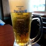 串揚 やまと - 生ビール