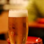 アジアンバール COTA - 生ビール