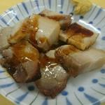 赤松酒店 - ブタ(伝票記述より)