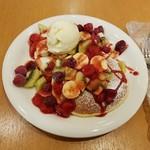 葉風穂 - フルーツ・くまパン