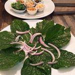 61029760 - ミェンカム タイ国の宮廷料理