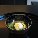 Hanakicchou - 海老真薯の椀物