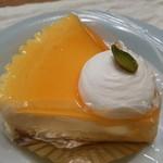 パティスリー・ラ・ノブティック - 半熟チーズケーキ
