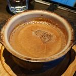 麺者すぐれ - つけ麺の汁