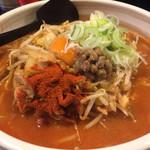 柳家 - キムチ納豆辛920円