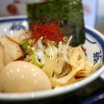 つけ麺や 武双 - 2種つけ麺